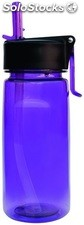 Iris botella ecobottle 500ml lila 8203-pl