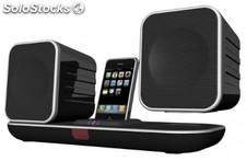 Irradio 2.4GHZ wireless speakers - brand new stock
