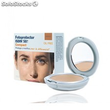 Isdin fotoprotector extrem uva f50 maquillaje compacto bronce 10 g