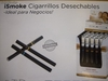 iSmoke Cigarrillo desechable.