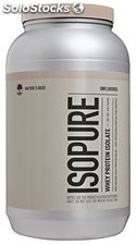 Isopure Whey Protein Isolate, Unflavored, 3 Pounds