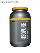 Isopure Zero Carb Protein Powder, Banana Cream, 3lbs