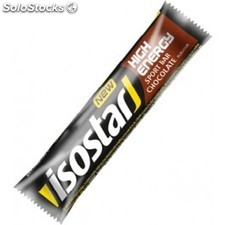 Isostar Barritas High Energy Chocolate 1 barrita x 35 gr