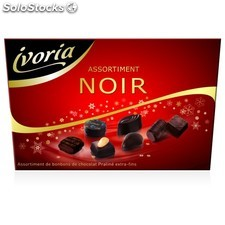 Ivoria ball assort noir 200G