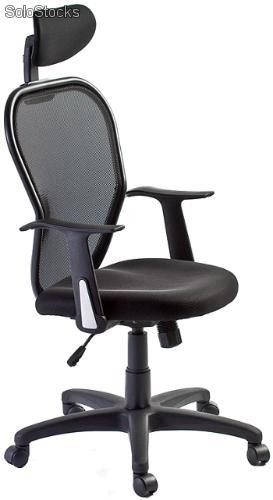 j2cp fauteuil de bureau monrovia avec appui t te. Black Bedroom Furniture Sets. Home Design Ideas