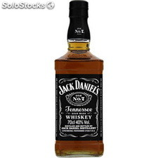 Jack daniels whiskey 40D 70CL
