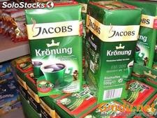 Jacobs 250g Kronung Ground Coffee café molido