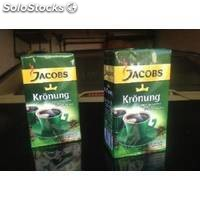Jacobs Kronung Ground Coffee Vacuum Brick 500g