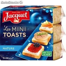 Jacquet mini canape nat 255G