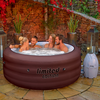 Jacuzzi hinchable portátil Bestway LAY-Z-SPA Limited Edition