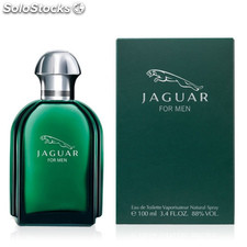 Jaguar - jaguar green edt vaporizador 100 ml