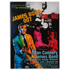 James Bond 007 Dr. No Leinwanddruck 50 x 70