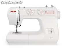 Janome 3612 mecánica