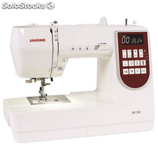 Janome DM7200 electrónica