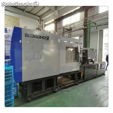 Japan used plastic injection moulding machine with fully servo motor