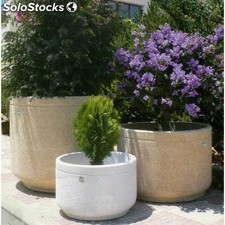 jardiniere cylindrique mm