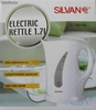 Jarra Hervidora Inalambrica 1,7 litro / Electric Kettle