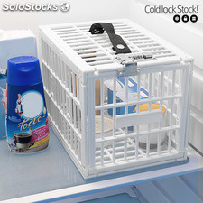 Jaula de Seguridad para Neveras Cold Lock Stock!