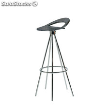 Jazz stool black