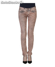 jeans donna carrera jeans rosa (41263)