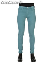 jeans donna carrera jeans verde (38972)