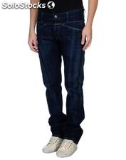 Jeans homme Marithe f.g relax claro