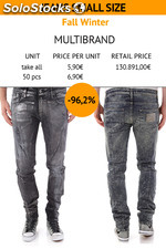 Jeans Man Small sizes Fall/Winter
