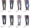 Jeans Uomo Special Small sizes Autunno/Inverno - Foto 4