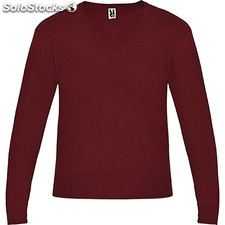 Jersey Homme grenat school collection