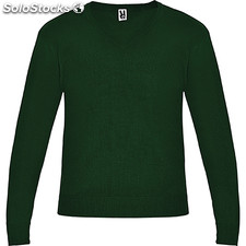 Jersey Homme vert bouteille school collection