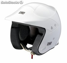 Jet 10 MY2013 casco omp blanco talla xl