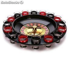 Jeu Shooters Roulette Drinking Roulette Set