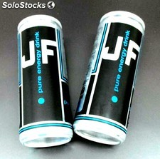 Jf pure energy drink
