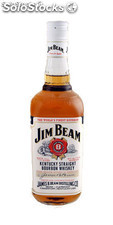 Jim beam 4 y 40% vol 1 l