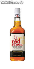 Jim beam red stag black cherry 40% vol
