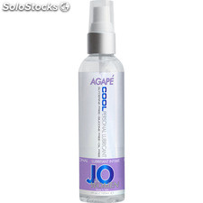 Jo for women lubricante agape efecto frio 120 ml - jo - agape - 796494403563 -