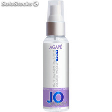 Jo for women lubricante agape efecto frio 60 ml - jo - agape - 796494403556 -