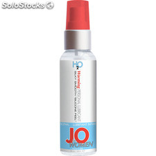 Jo for women lubricante H20 efecto calor 60 ml - jo - H2O - 796494400616 -