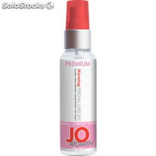 Jo for women lubricante premium efecto calor 60 ml - jo - for women -