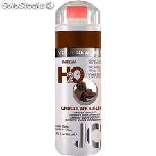 Jo lubricante agua sabor chocolate 150 ml