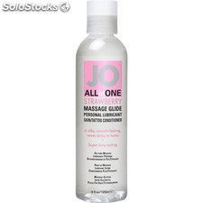 Jo todo en uno aceite fresa 120 ml - jo - all-in-one - 796494404386 -