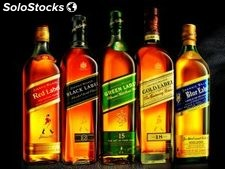Johnnie Walker 20 cl. 70 cl. 100 cl.