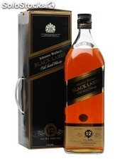 Johnnie walker black label 12 year old 70cl / 40%