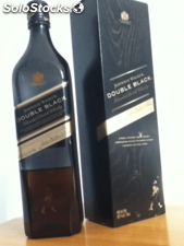 Johnnie Walker Double Black Label Whisky Alcohol