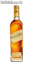 Johnnie walker et gold 40% vol