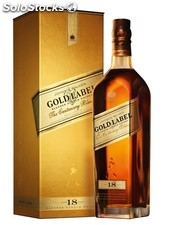 Johnnie Walker Gold Label Whisky Alcohol