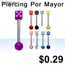 Joyeria piercing por mayor