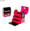 Joyero Bolso 3 Cajones Monster High
