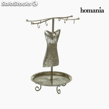 Joyero de metal de mesa by Homania