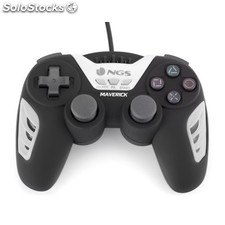 Joystick NGS Gamepad Maverik (PC y Play Station)